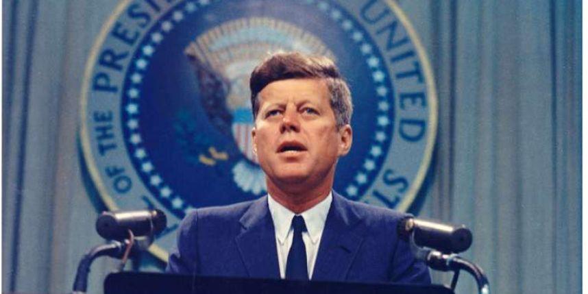 La Elegante Estrategia De John F Kennedy Para Ser Elegido Presidente De USA – 196