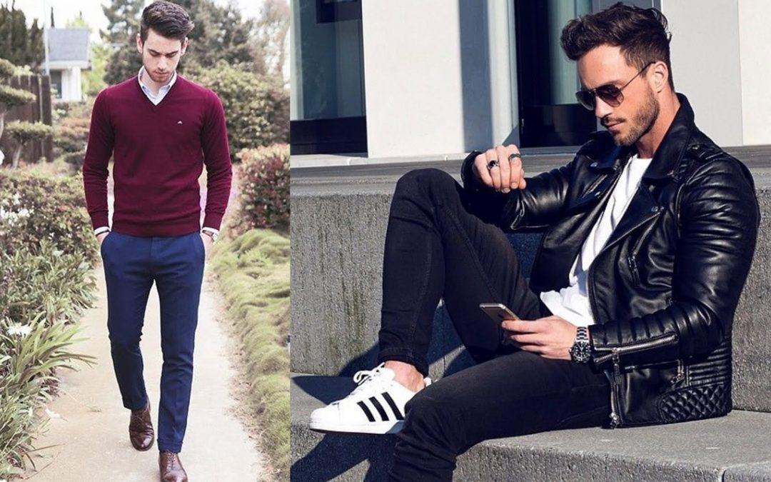 El Hombre Del Siglo XXI y Su Forma De Vestir