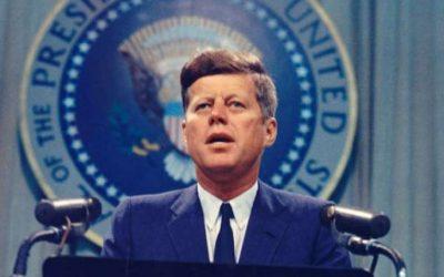 La Elegante Estrategia De John F Kennedy Para Ser Elegido Presidente De USA – 1961
